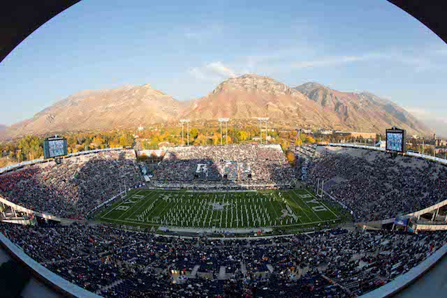 BYU is having a hard time convincing Power 5 schools to play it.