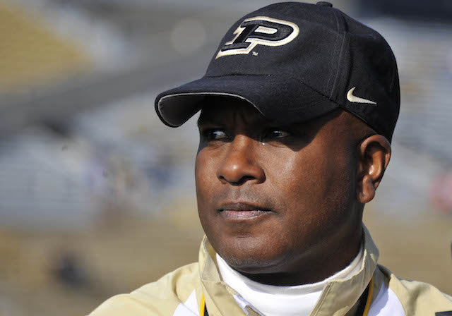 Purdue fans are pleased with Darrell Hazell's first full recruiting class
