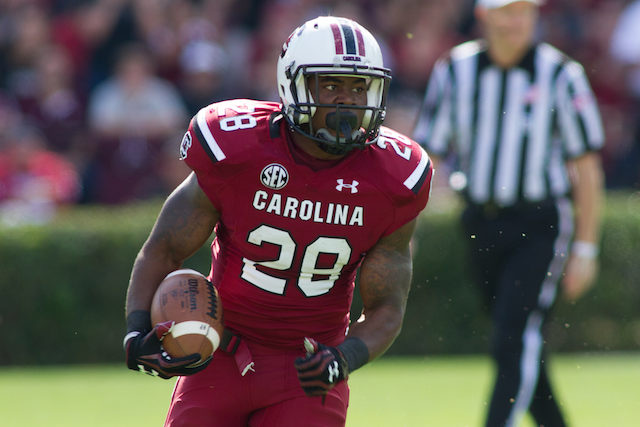 Steve Spurrier expects Mike Davis to play vs. Texas A&M. (USATSI)