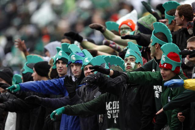 Michigan State fans are patiently awaiting Malik McDowell's letter of intent