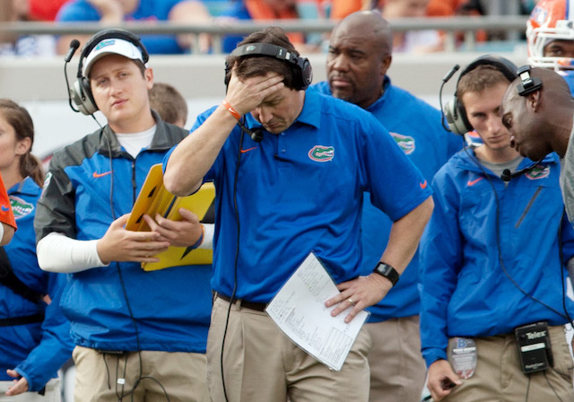 Can Will Muschamp do what it takes to remain head coach at Florida?