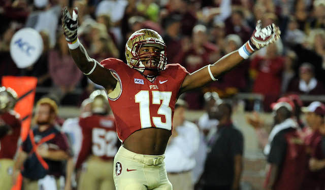 Jalen Ramsey was kicked out of practice by Jimbo Fisher. (USATSI)