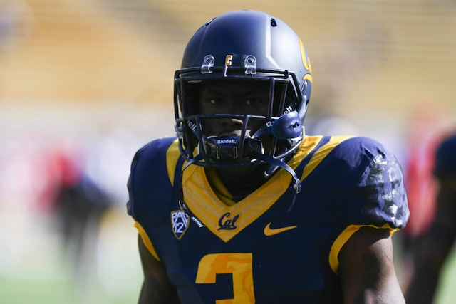 Kameron Jackson will leave Cal early for the NFL.  (USATSI)