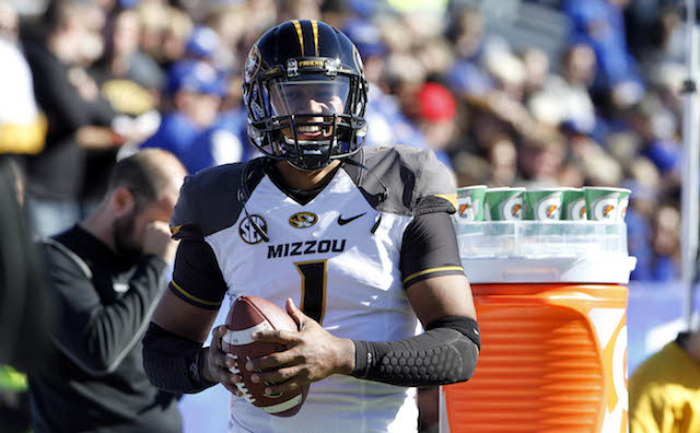 James Franklin has missed Missouri's last four games