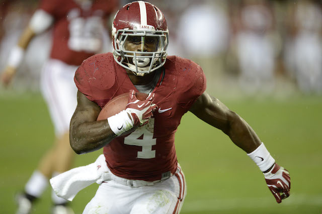 When it matters, Alabama turns to T.J. Yeldon
