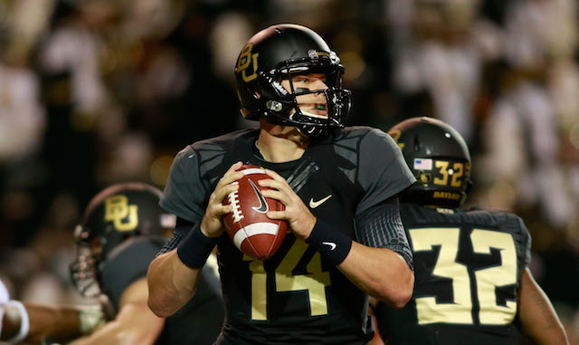 Bryce Petty will be back in Waco next season