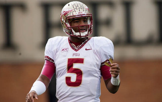 A woman claims Florida State's Jameis Winston sexually assaulted her