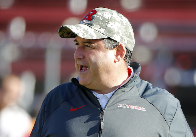 Rutgers DC Dave Cohen allegedly bullied a former player)