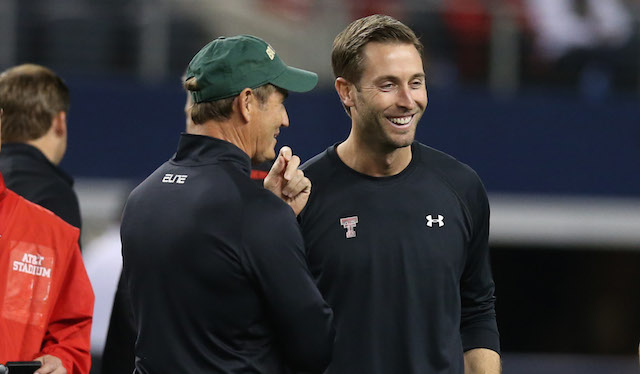 Art Briles Kliff Kingsbury