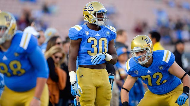 UCLA's Myles Jack is the only defensive player on the list