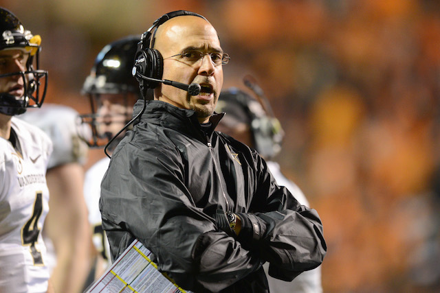 USC didn't seriously pursue James Franklin, might Washington?