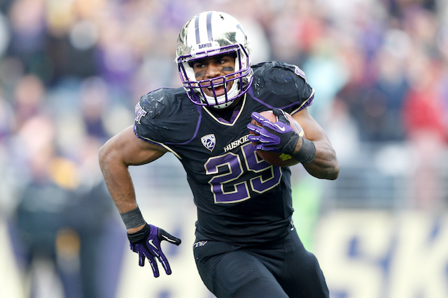 Bishop Sankey is a projected second round draft pick