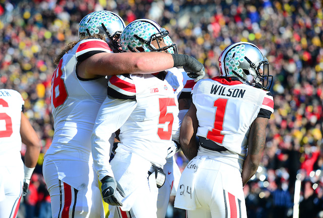 Ohio State squeezed by Michigan in another classic chapter of this rivalry