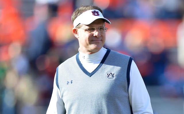 Gus Malzahn engineered a quick turnaround at Auburn