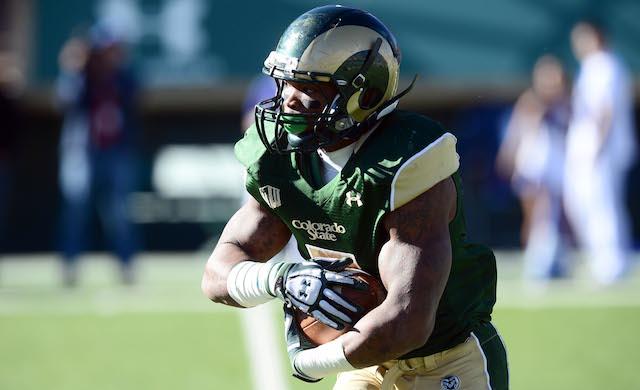Kapri Bibbs rushed for 31 touchdowns this season
