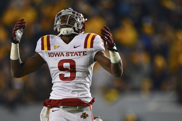 Quenton Bundrage was Iowa State's leading receiver in 2013