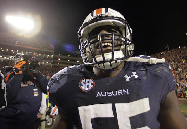 Carl Lawson had surgery for a torn ACL in May