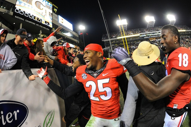 Josh Harvey-Clemons' bowl suspension will reportedly carry over into 2014.  (USATSI)