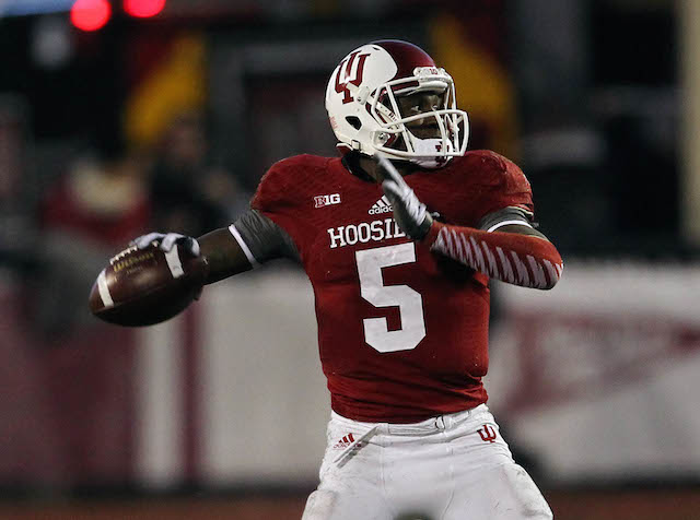 Tre Roberson has thrown his last pass for the Indiana Hoosiers