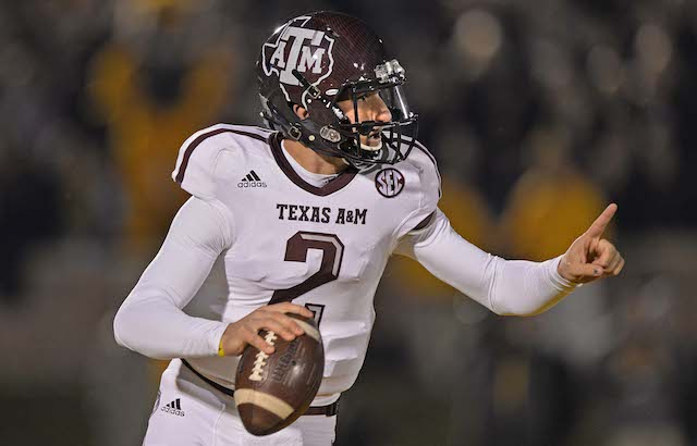 Johnny Manziel may not be ready to decide, but he thinks he's ready for the NFL