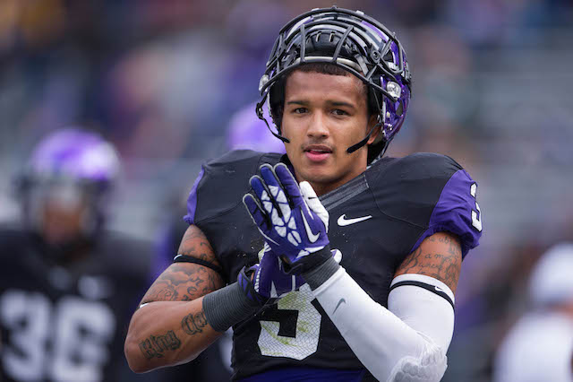 Brandon Carter was fourth on TCU's roster in 2013 receiving yards. (USATSI)