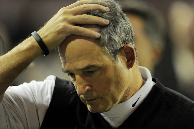 Gary Pinkel struggling to figure out which uniform to vote for