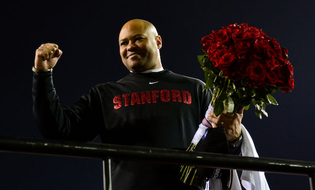 David Shaw is no fan of a possible early signing period. (USATSI)