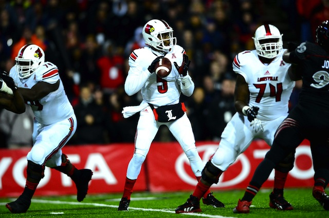 NFL scouts will have a close eye on the Russell Athletic Bowl thanks to Teddy Bridgewater.  (USATSI)