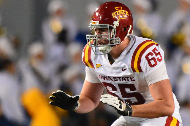 Jacob Gannon started eight games for the Cyclones in 2013