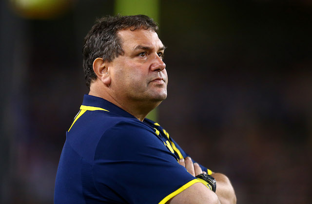 Brady Hoke and the Wolverines are looking for a new offensive coordinator