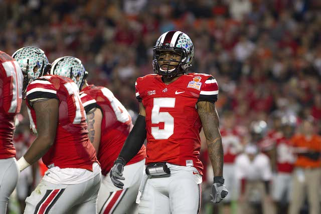 Braxton Miller shoulder surgery.