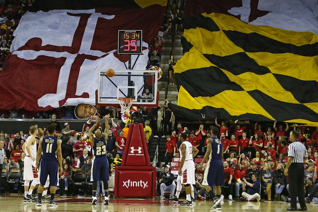 Maryland's state attorney general has filed a $157 million countersuit on behalf of the university.  (USATSI)