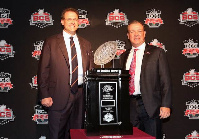 Auburn will face Florida State in the 100,000-seat Rose Bowl.