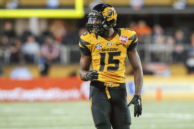 Missouri has suspended Dorial Green-Beckham indefinitely.