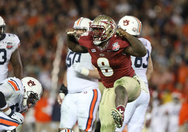 Timmy Jernigan to enter draft