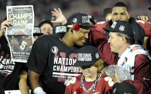 Jameis, Jimbo and the Noles went 11-2-1 against the spread in 2013