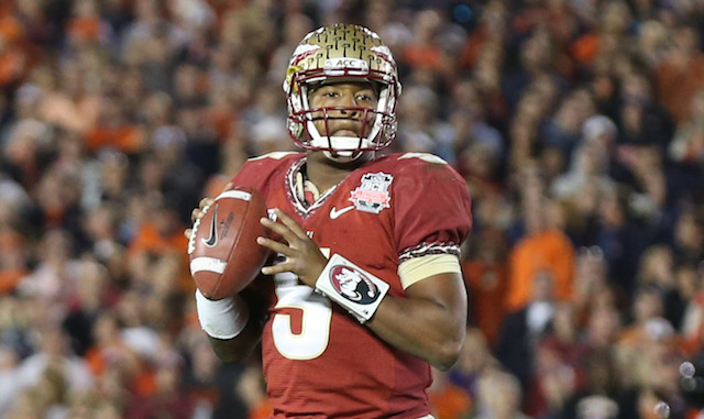 Jameis Winston and the Seminoles won a national title on Monday