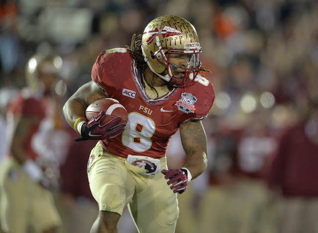 Devonta Freeman was Florida State's leading rusher this season
