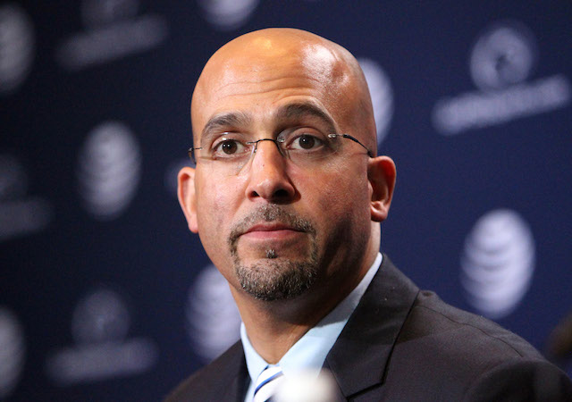 James Franklin has been killing it on the recruiting trail, and PSU fans are pumped