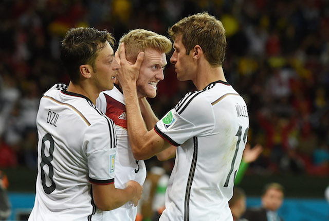 Germany France World Cup Preview