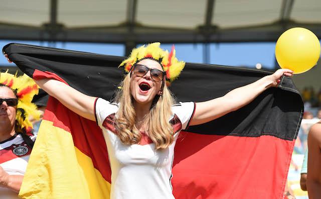 Germany defeats France 1-0