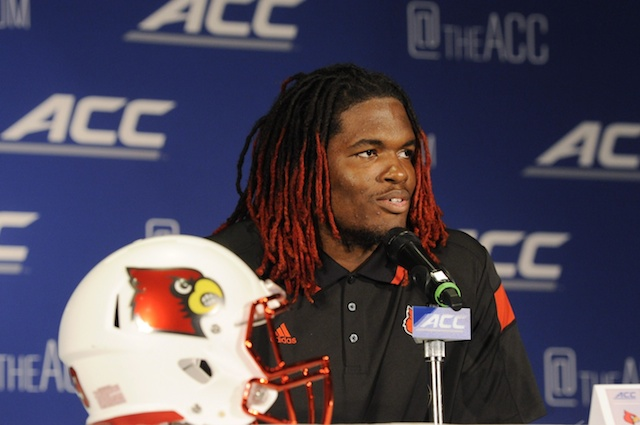 Lorenzo Mauldin recorded 9.5 sacks in 2013. (USATSI)