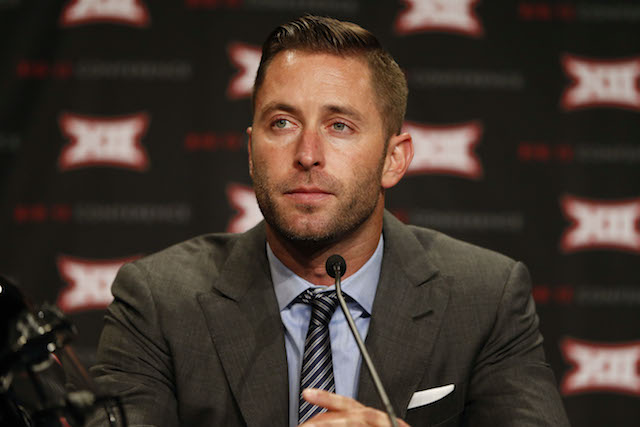 Kliff Kingsbury contract extension
