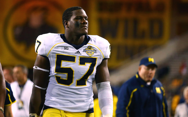 Frank Clark leads Michigan with 13.5 tackles for loss this season