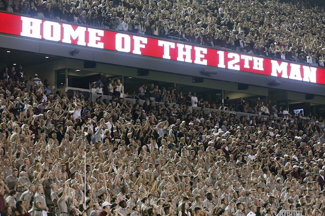 Texas A&M and Notre Dame will kick off the 2024 season in College Station. (USATSI)
