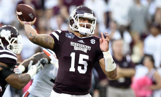 Dak Prescott will enter NFL Draft if projected as a first-rounder ... 64de22417