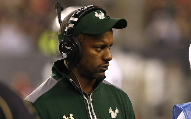 Taggart visits hallowed ground at Spartan Stadium