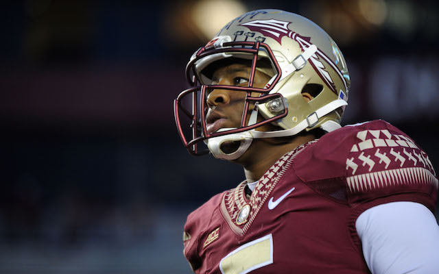Jameis Winston and the Seminoles currently rank No. 3 in the CFP Rankings