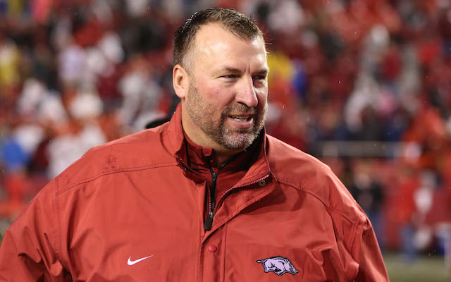 Conflict over drafting Russell Wilson kept Bret Bielema from Dolphins