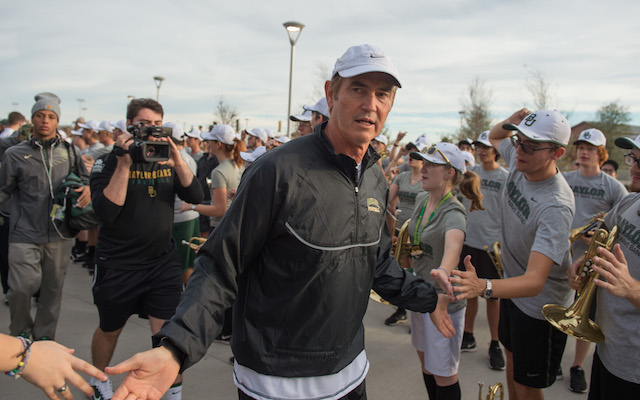 Art Briles was told Baylor was a few votes shy of a playoff spot